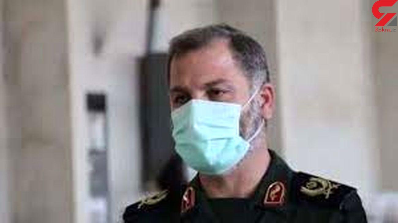 راه اندازی ۱۲ مرکز تجمیعی تزریق واکسن از سوی سپاه در مازندران