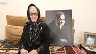 برای این خانم بازیگر معروف ایرانی دعا کنید