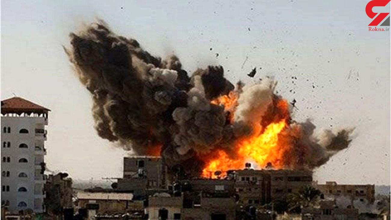 دو انفجار پیاپی در شرق سوریه ۱ کشته و ۱۵ مجروح بر جا گذاشت