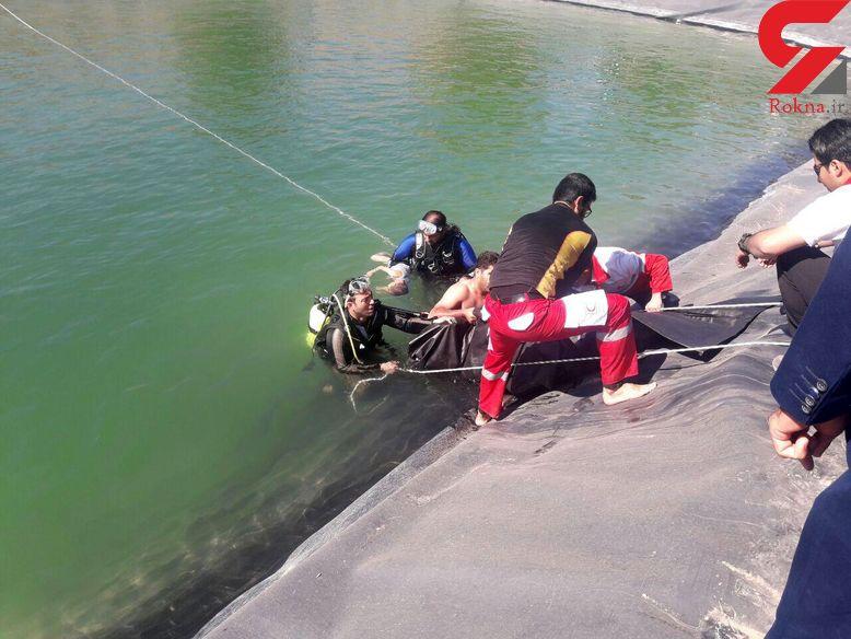 مرگ 2 کودک در استخر ذخیره آب کشاورزی / در تربت حیدریه رخ داد