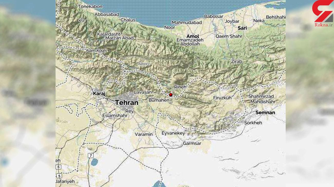 زلزله در تهران / دیروز و امروز تکرار شد / خطر را جدی بگیریم