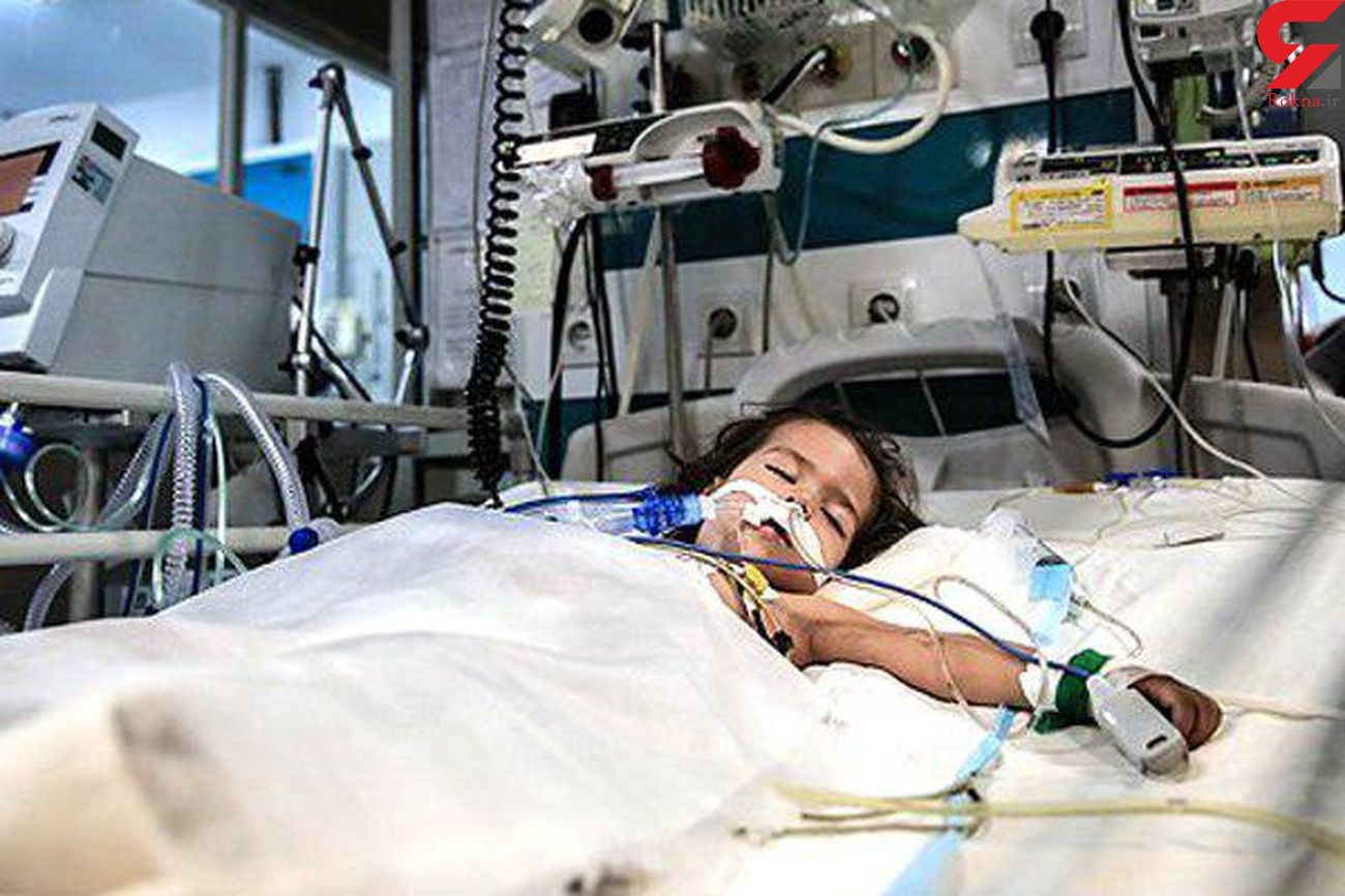 مرگ پریا کوچولو پس از آزار توسط مرد ناشناس/در ساوه رخ داد + عکس