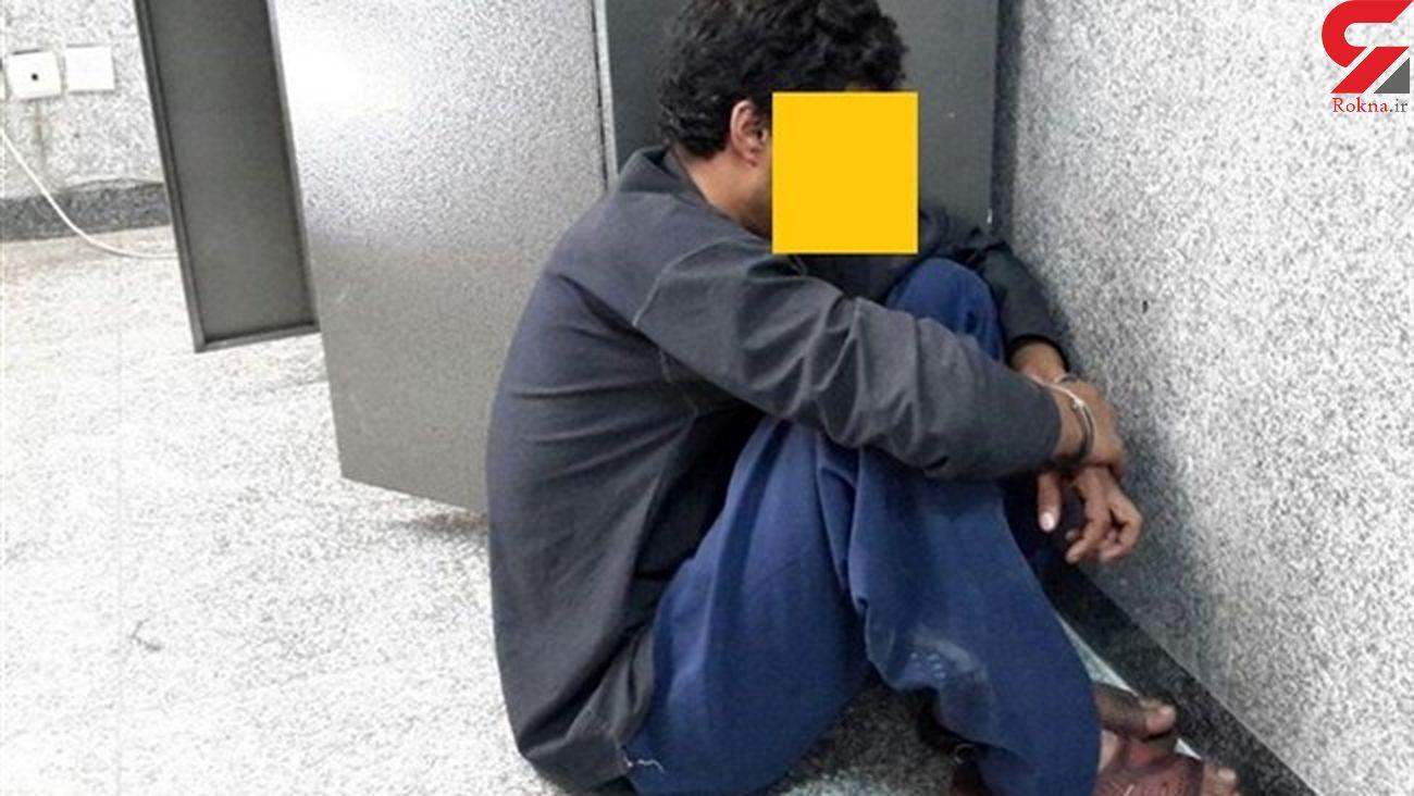 دستگیری سارق حرفهای طلاجات از خانه های آبادان