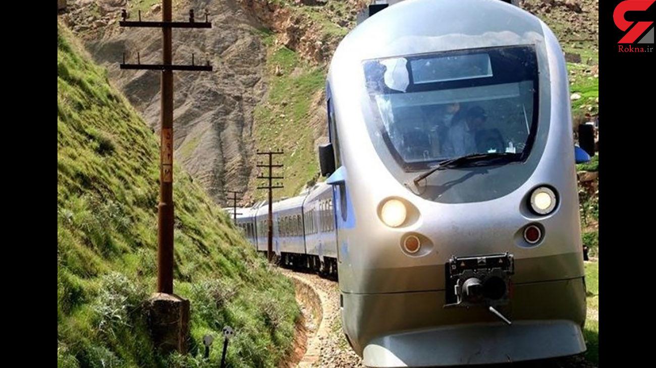 فروش بلیت قطارهای مسافری از ۱۰ صبح امروز آغاز شد