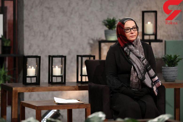 پاسخ تند خانم بازیگر به سوال علی ضیا در مورد سنش: به شما چه؟! + فیلم
