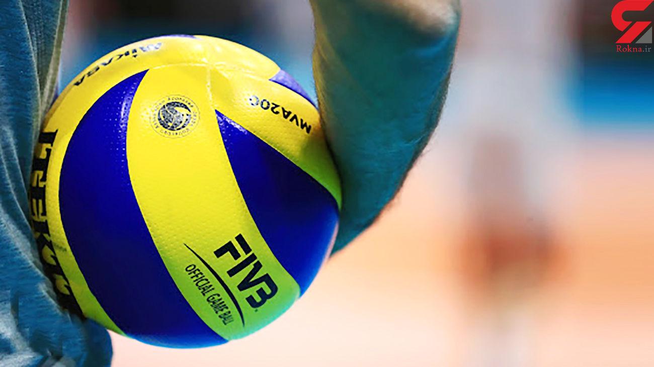 کرونا جام باشگاههای والیبال جهان ۲۰۲۰ را لغو کرد