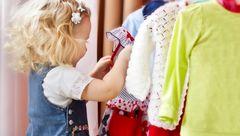 نقش رنگ لباس در روحیه کودکان