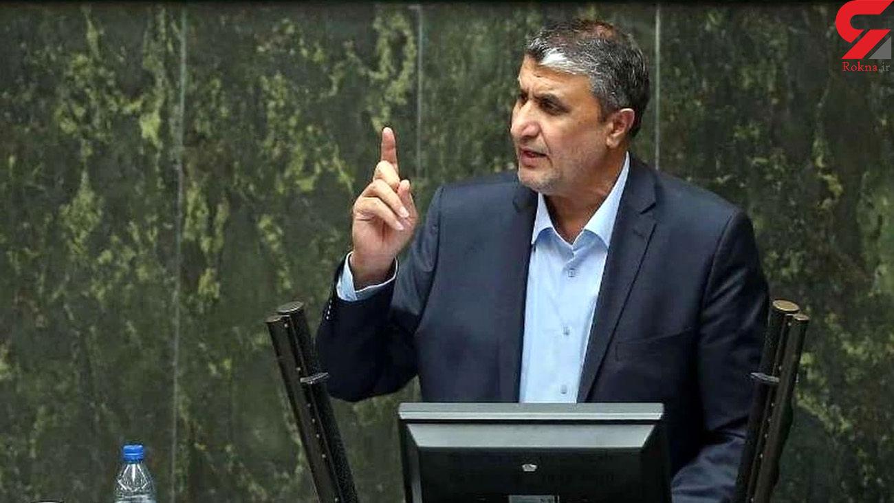 نمایندگان مجلس از پاسخ های وزیرراه و شهرسازی قانع شدند
