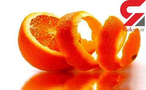 براق کردن کیف و کفش با پوست پرتقال