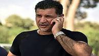 وفاداری علی دایی به صعود ایران به جام جهانی 98 فرانسه