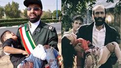 شباهت فیلم ماجرای نیمروز با صحنه های حادثه تروریستی اهواز + فیلم