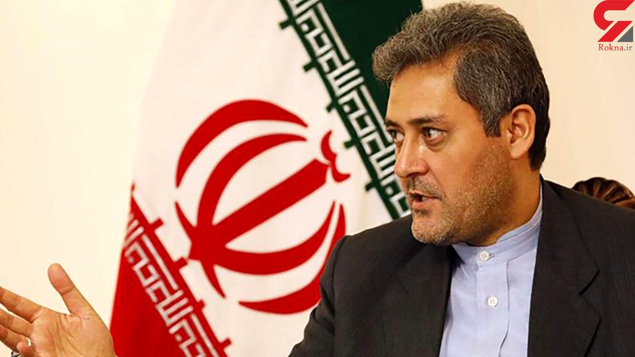 سفیر ایران در ونزوئلا: ششمین کشتی ایرانی حامل مواد غذایی است