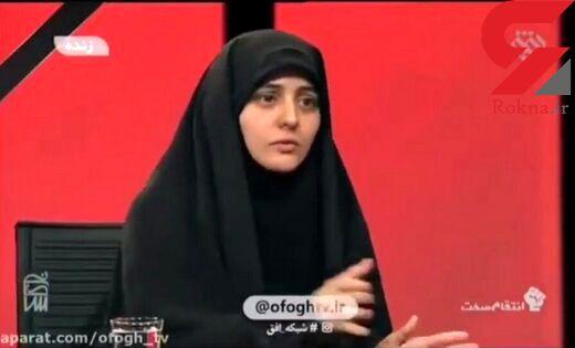واکنش تند ۳ مجری به حرفهای جنجالی زینب ابوطالبی در برنامه زنده تلویزیونی +عکس