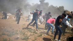 شهادت جوان فلسطینی در پی شلیک نظامیان صهیونیست/شمار شهدا به ۱۳۲ نفر رسید
