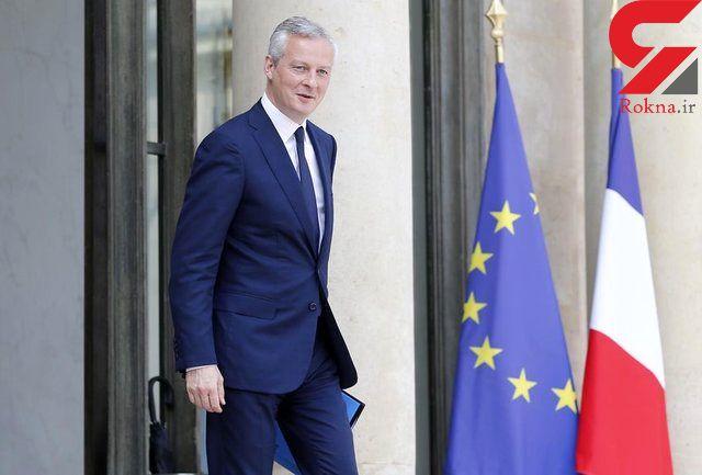فرانسه تحریمهای آمریکا علیه ایران را پس میزند