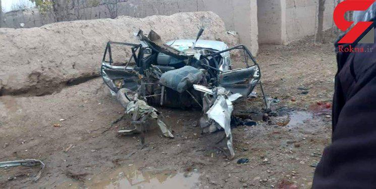 مرگ تلخ 15 افغان در صحنه ای وحشتناک + عکس