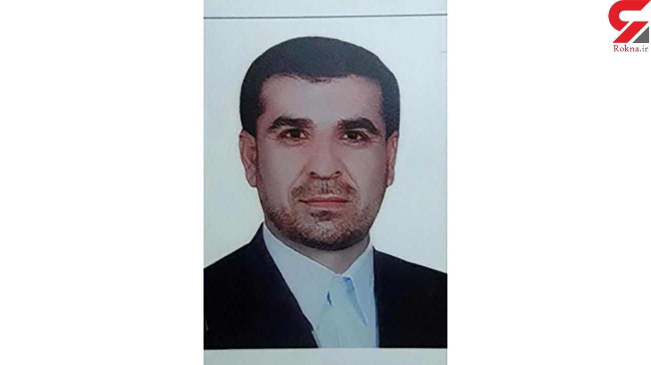 قتل مسلحانه کارمند دیوان عدالت اداری در باغ ورامین + عکس مقتول