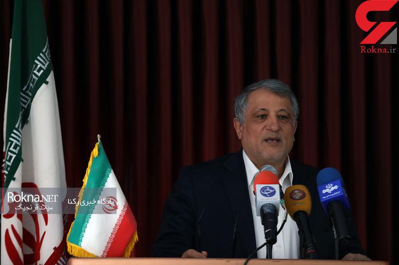 درگیری لفظی در شورا شهر تهران /زهرا نوری : آقای رئیس: شما بی ادبی می کنید!