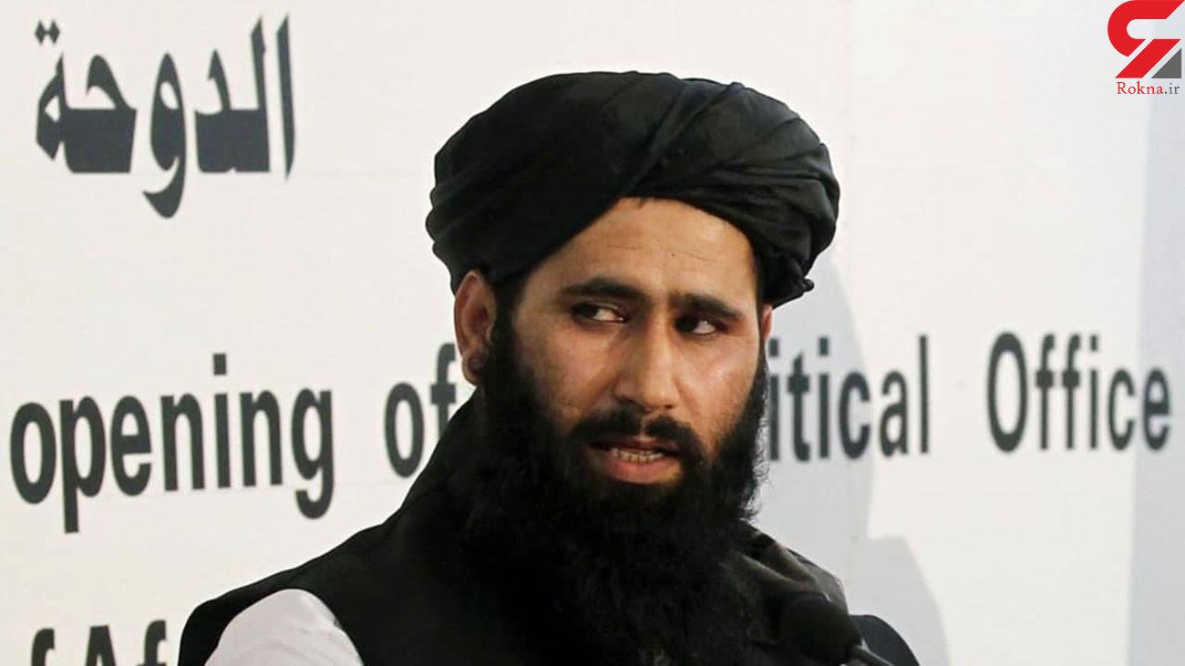 سخنگوی طالبان:ایران به مسائل داخلی کشور ما کاری نداشته باشد / ما با ایران دوست هستیم
