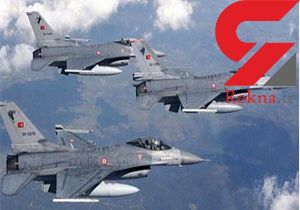 حمله هوایی ترکیه به عمق خاک عراق