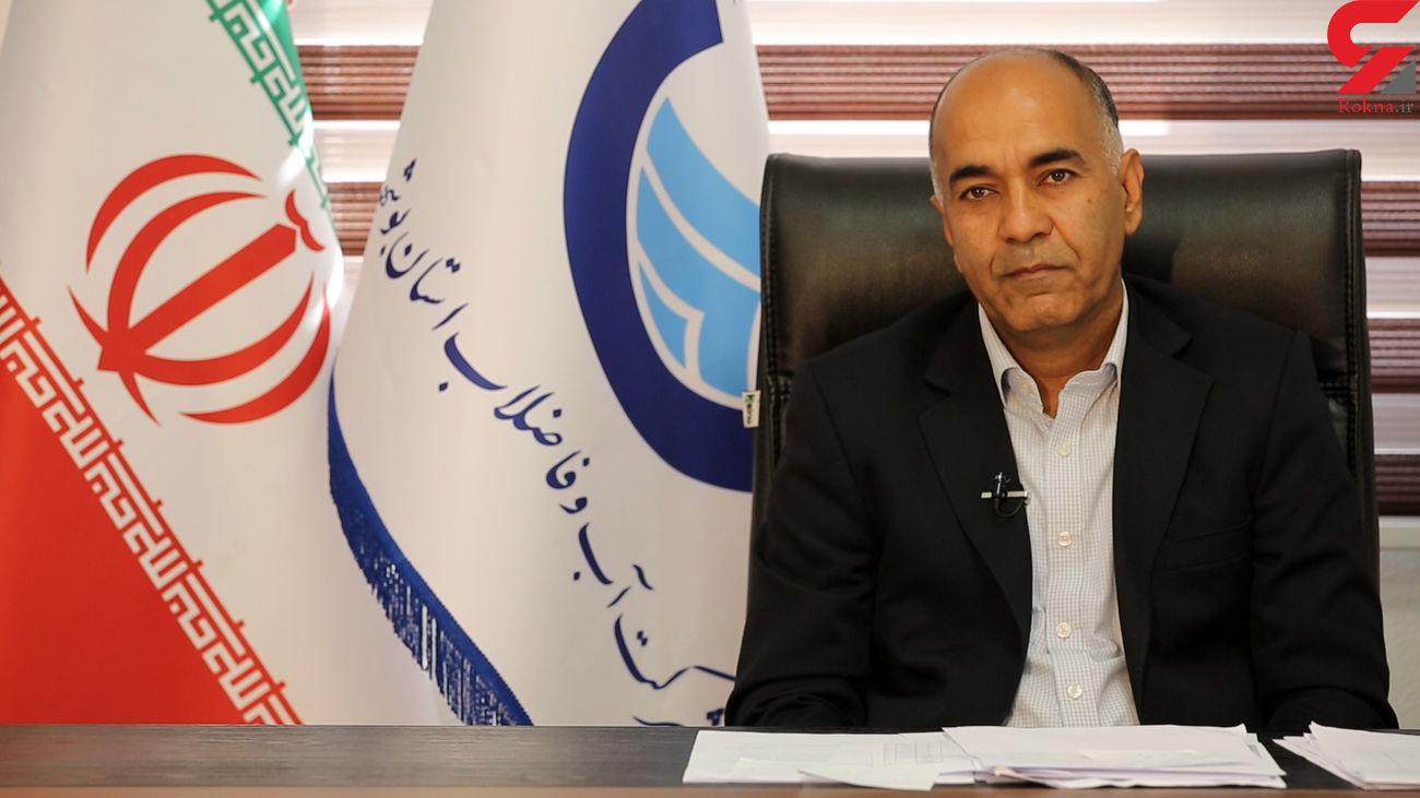 مصرف آب بوشهری ها28 درصدبیشتر از میانگین کشوری است