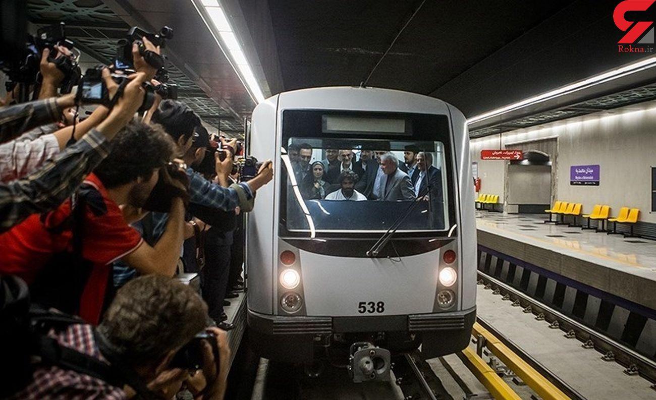 تا  پایان سال 12 ایستگاه مترو ساخته می شود