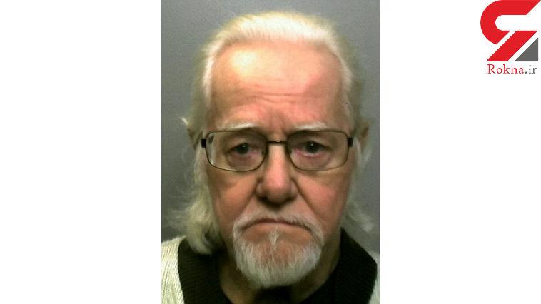 15 سال تعقیب مرد کثیف پایان یافت / او کودک آزار است+عکس های متهم