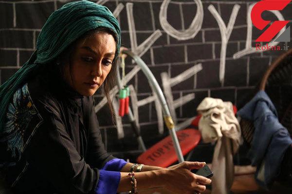 اعتراف شقایق فراهانی به زیرآب زنی+فیلم