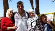 اتفاقی دردناک در مراسم خاکسپاری / مادر یک قربانی حمله تروریستی هنگام مراسم دق کرد+عکس