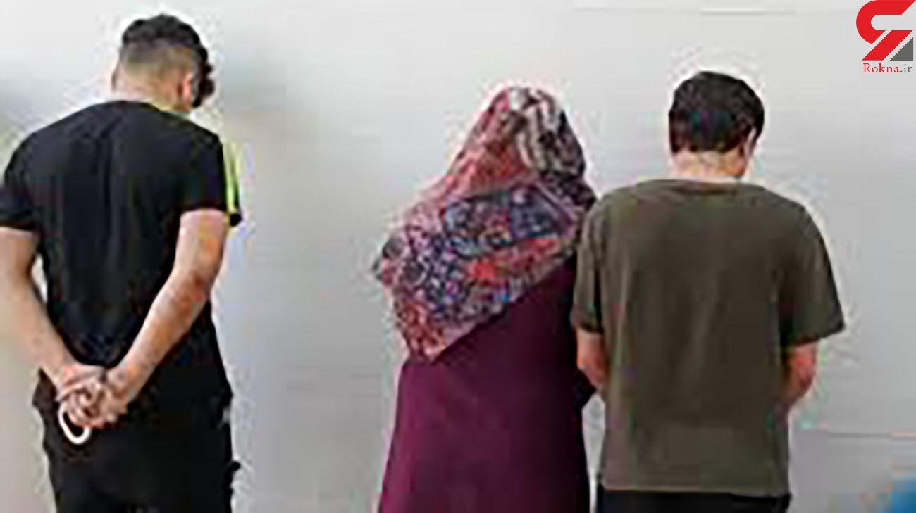 رسوایی 3 زن و مرد سمنانی / نقش زن آشنا چه بود؟