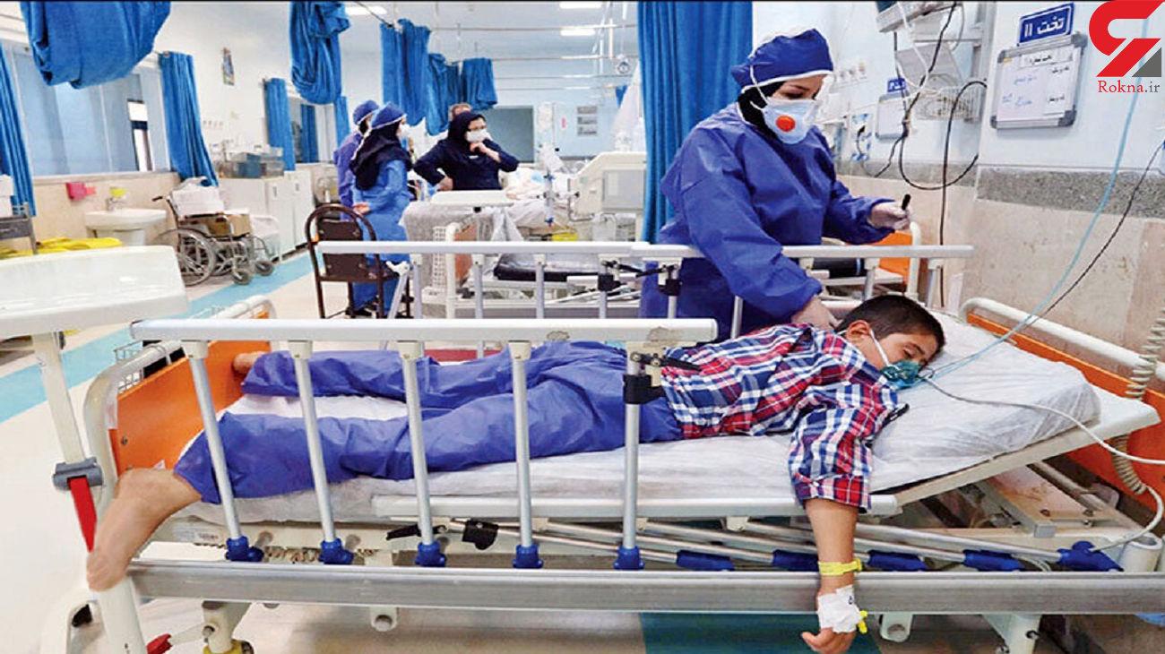 مرگ دردناک کودک 4 ساله همدانی/  پرستاران همه گریستند