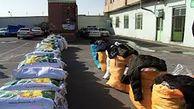 کشف بیش از 921 میلیون ریال البسه و پتوی قاچاق