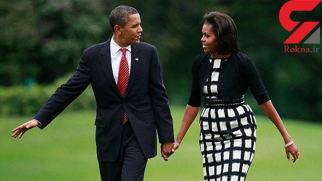 3 سوال عجیب باراک اوباما برای تازه عروس و دامادها + جزییات