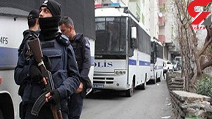 این زن و 3 مرد جلادهای داعشی بودند + عکس