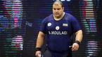 خداحافظی عجیب نایب قهرمان جهان با دنیای وزنهبرداری