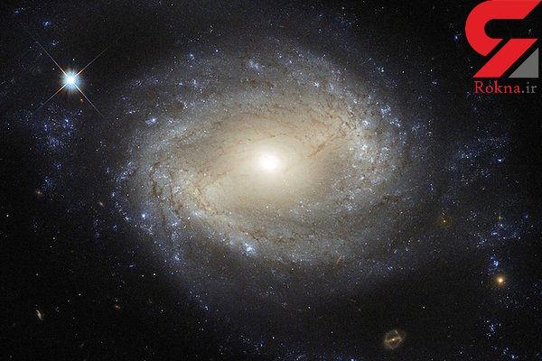 سیاهچاله ای عظیم الجثه کشف شد!/20 میلیارد بزرگتر از خورشید