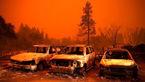 مرگ 76 نفر در آتش سوزی کالیفرنیا