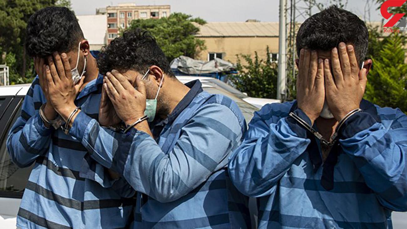 دستگیری 344 سارق سیم برق در مازندران