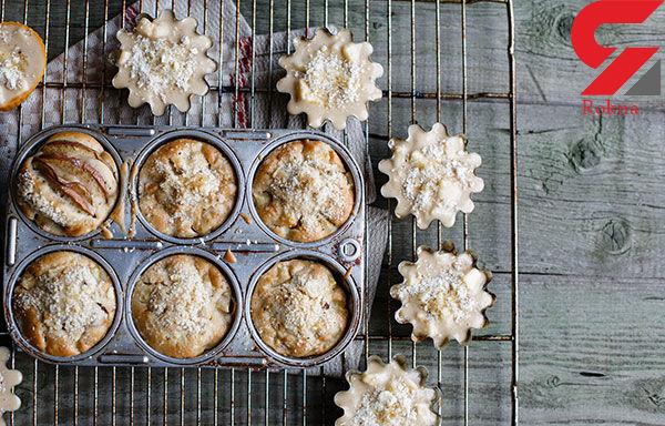 پختن شیرینی در خانه با ساده ترین دستورات
