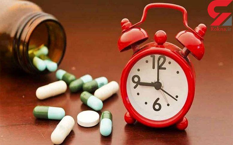 ساعت مناسب مصرف مولتی ویتامین ها را بشناسید