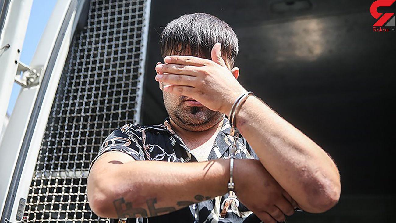 بازداشت مردان مخوف قصرقندی / آنها همیشه تا دندان مسلح بودند