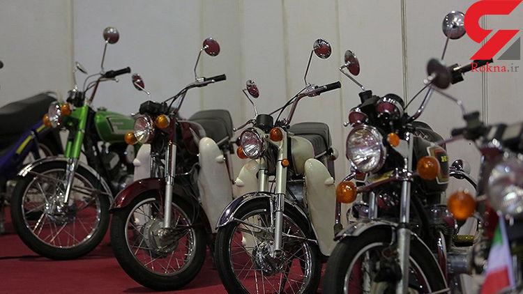 30 درصد وسایل نقلیه ی کشور موتور سیکلت ها هستند