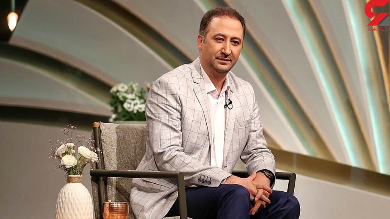 مجری جنجالی تلویزیون در رادیو هم غوغا کرد + عکس