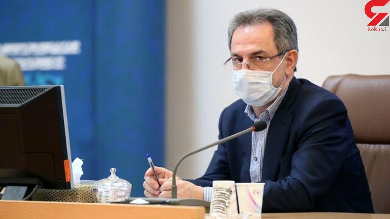 جریمه کرونایی ۴۴۰ میلیاردی خودروها برای منع تردد در ایران