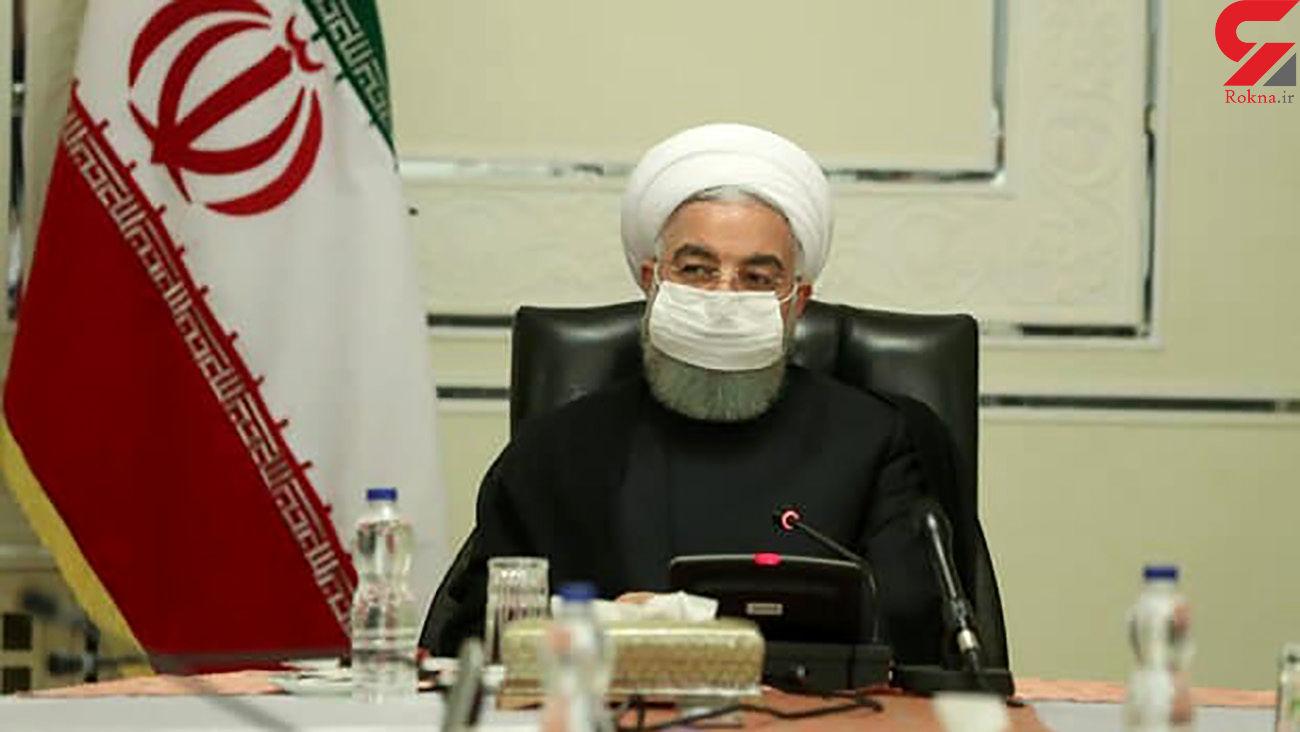 روحانی: مراقبت کنیم وارد موج چهارم نشویم / روند واکسیناسیون سرعت می گیرد