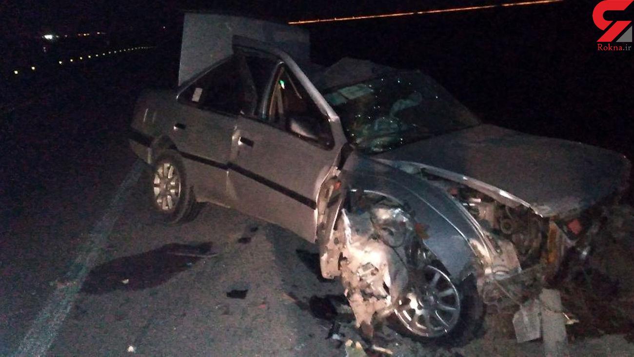 سگ ولگرد جان راننده خودرو را در بوشهر گرفت + عکس
