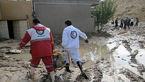 امدادرسانی به ۱۶۰۰ نفر در ۱۱ استان درگیر سیل و آبگرفتگی