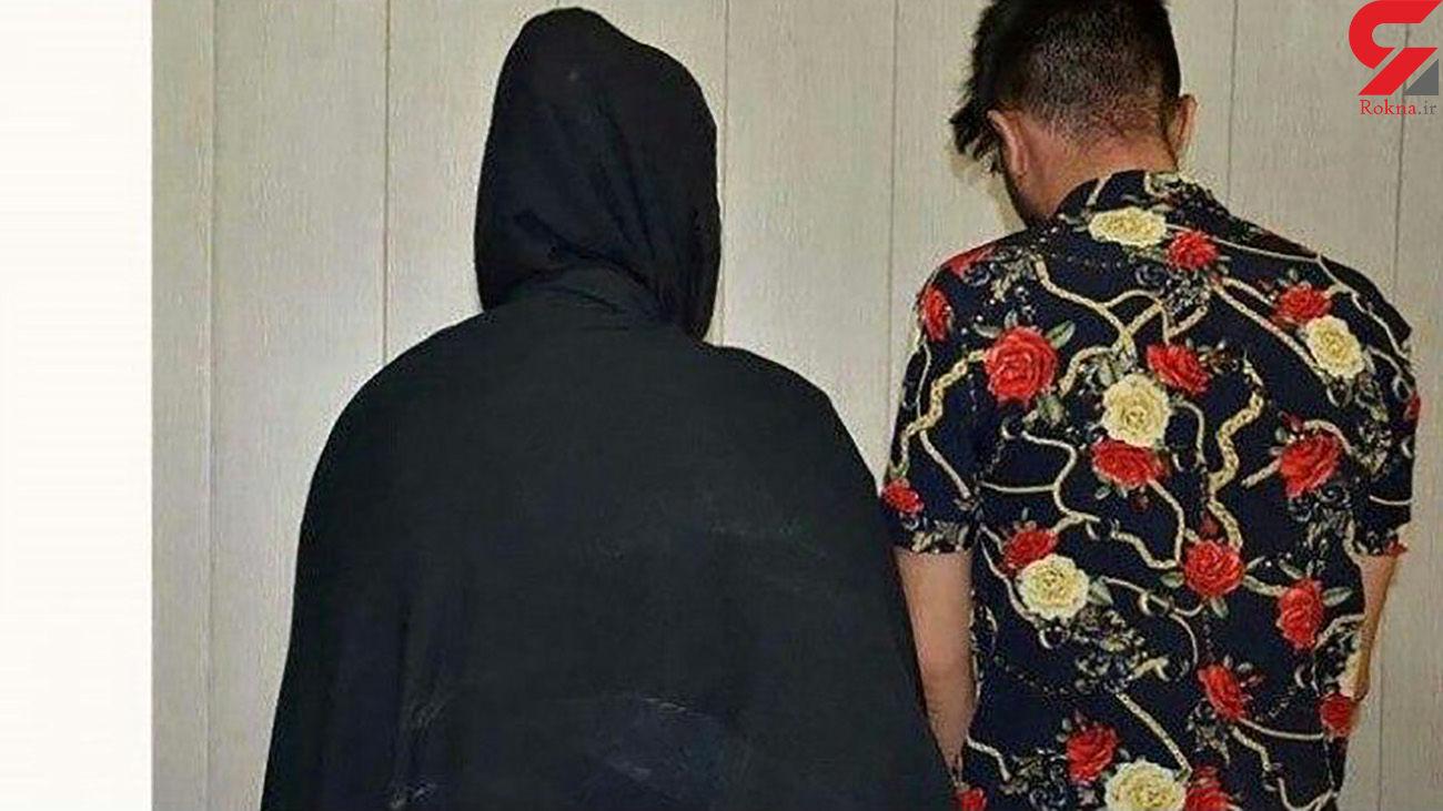 رودست زدن خانم پلیس مشهدی به دزدان جنجالی + جزییات