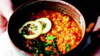 تهیه یک سوپ مقوی برای ماه رمضان+دستور پخت