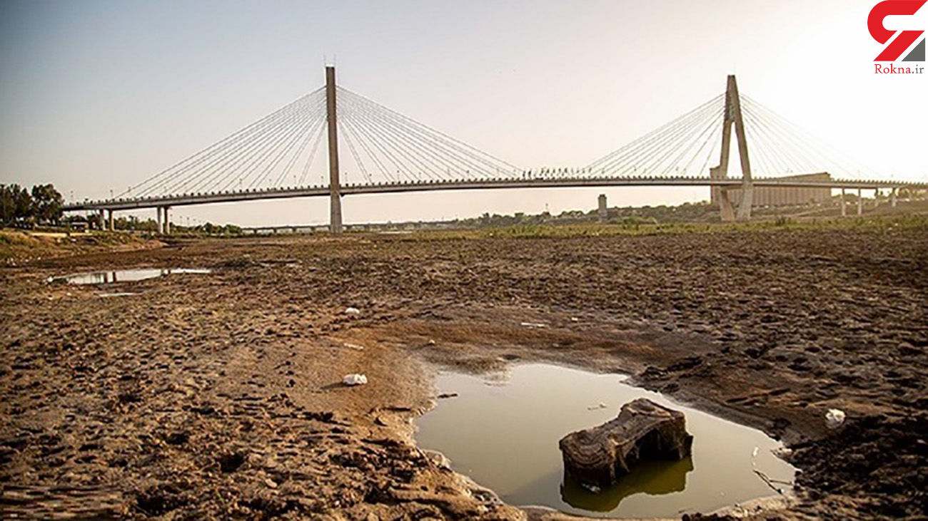 5 متهم اصلی کم آبی خوزستان